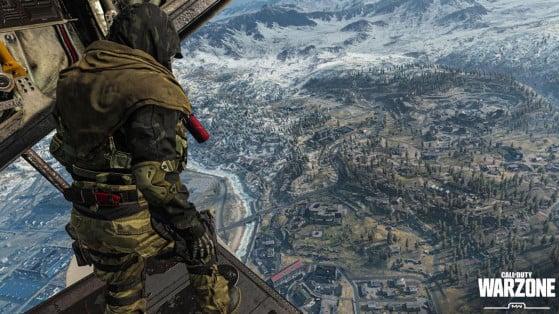 Call of Duty Warzone: Armaduras y sistema de regeneración de salud