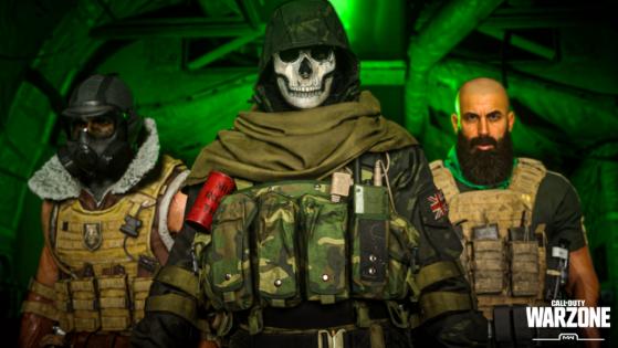 Call of Duty: Warzone - Rareza de las armas, arsenal, tipos de armas