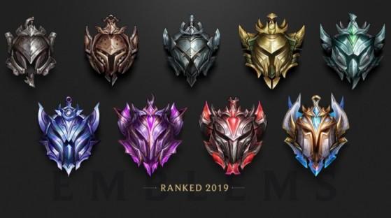 Las clasificatorias ya cambian entre bronce y diamante, pero el competitivo es otro mundo - League of Legends