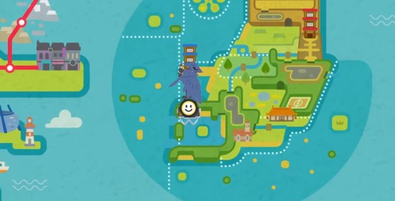 La nueva isla - Pokémon Espada y Escudo