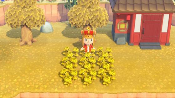 Animal Crossing New Horizons: rosas doradas, ¿cómo conseguirlas?