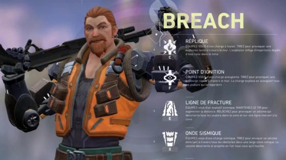 Valorant: Breach, el nuevo agente y sus habilidades
