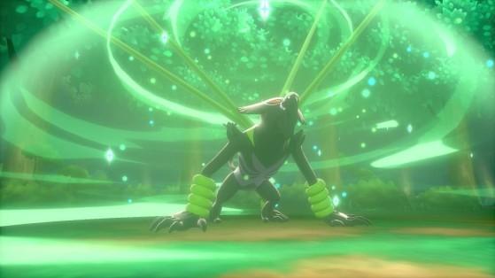 Pokémon Espada y Escudo: Zarude revela su movimiento curativo legendario