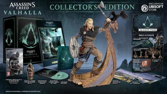 Assassin's Creed Valhalla tendrá cuatro ediciones diferentes y son estas