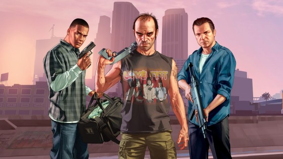 GTA V gratis en la Epic Games Store