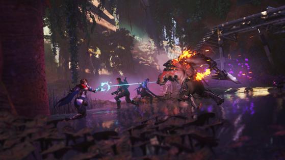 Una emboscada de cazadores en Crucible - Crucible