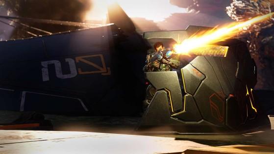 Mendoza ataca por detrás de su búnker - Crucible