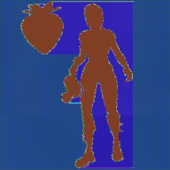 Una descripción general de la piel extraída de los datos del juego. - Fortnite : Battle royale