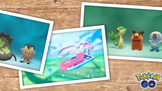 Pokémon GO: Desafío Retorno 2020, estudio especial, Meowth y Stunfisk de Galar, Genesect