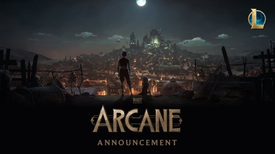LoL: Arcane, la serie de animación de Riot Games se nos va a 2021