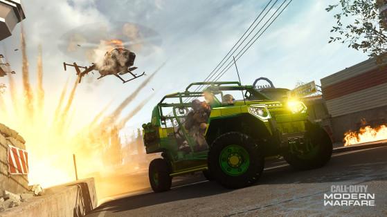Call of Duty Warzone: De comedia a tragedia en segundos por culpa de una maldita caja de armamento