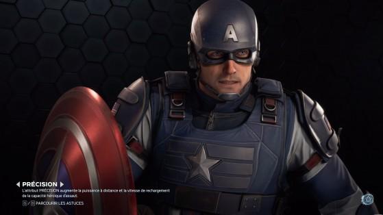 Marvel's Avengers - Guía: explicación de las estadísticas y características de equipos y personajes