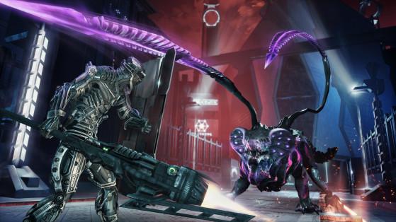 Los jefes finales de Hellpoint no están a la altura - Millenium