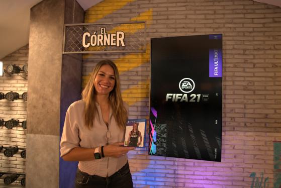 FIFA 21 confirma a Nira Juanco oficialmente en la primera voz femenina de la historia del juego
