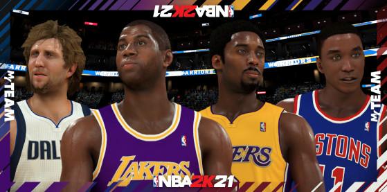 NBA 2K21: Compite por 250.000 dólares en el torneo Ilimitado de MyTeam