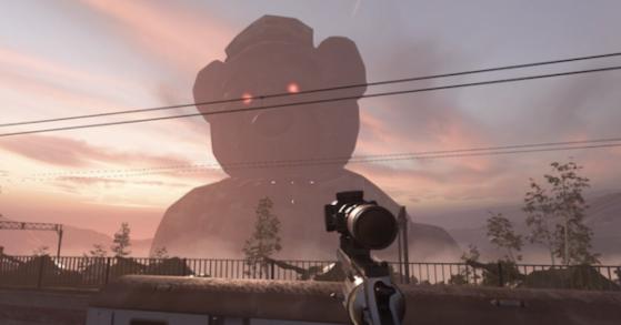 Modern Warfare: Cómo completar el easter egg de Station para invocar al Oso de Peluche gigante, guía