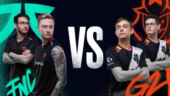 LoL – Worlds 2020: Estos son los posibles rivales de Fnatic y G2 Esports en cuartos de final