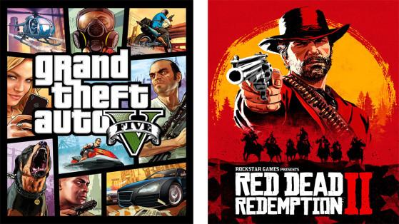 GTA V y Red Dead Redemption 2 se mudan ya a PS5 y Xbox Series X, junto a otros juegos de Rockstar