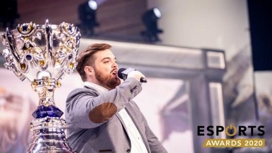 Ibai es el streamer del año según los Esports Awards y ya le reconocen en todo el mundo