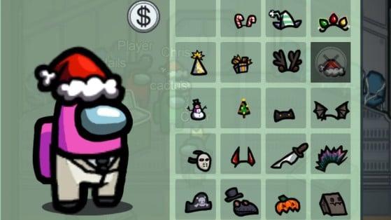 Among Us: Cómo conseguir los nuevos sombreros navideños