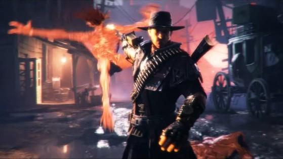 Evil West: La combinación explosiva de vampiros y western que te conquistará con su tráiler