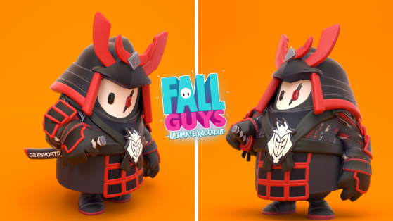 Fall Guys: La skin de G2 Esports llega finalmente al juego y la querrás nada más verla