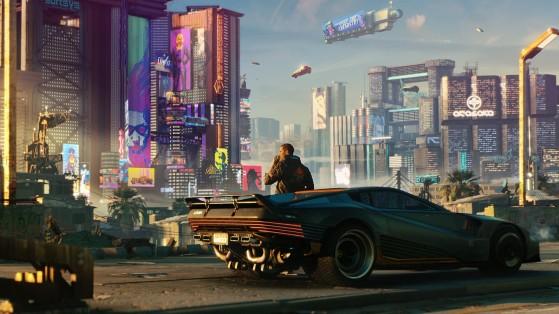 Cyberpunk 2077: Ya puedes descargar el mod no oficial para jugar en tercera persona