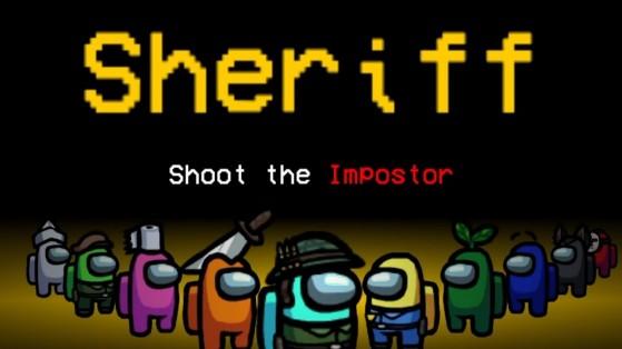 Among Us: Así es el mod Sheriff, en el que se puede matar al impostor
