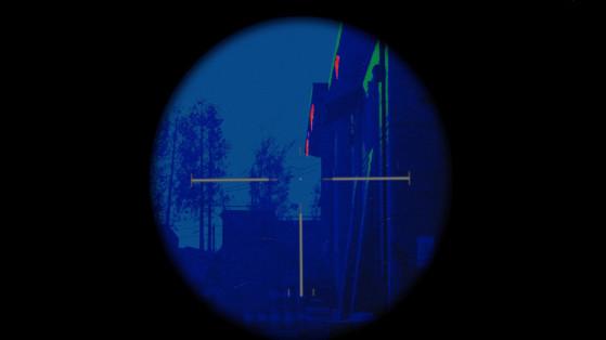 Black Ops Cold War: Las miras térmicas están rotas y parece que se les hayan acabado las pilas