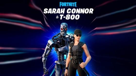 Fortnite: El Terminator T-800 y Sarah Connor ya son oficiales y llegarán al juego de Epic