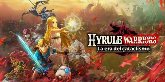 Hyrule Warriors: La era del cataclismo se corona como el musou más vendido de la historia
