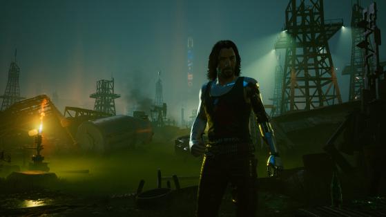 Cyberpunk 2077: un mod permite tener relaciones con Johnny Silverhand, el personaje de Keanu Reeves