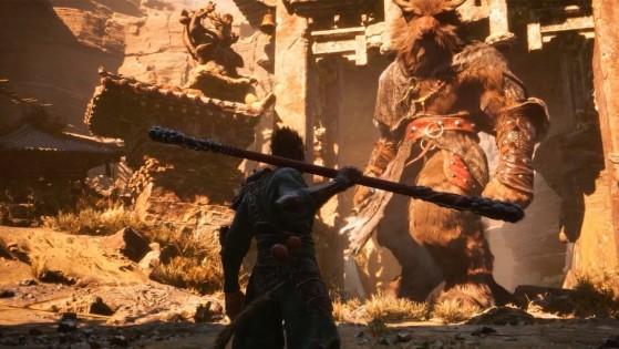 Black Myth: Wukong, el RPG chino que lo petará, tiene nuevo tráiler gameplay con combates de cine
