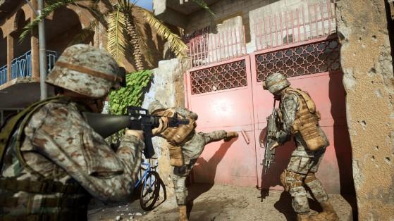 Six Days in Fallujah, el juego cancelado de la Guerra de Irak, vuelve 12 años después