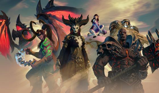 Bolvar es el rostro de World of Warcraft en la BlizzCon este año - WoW : Classic