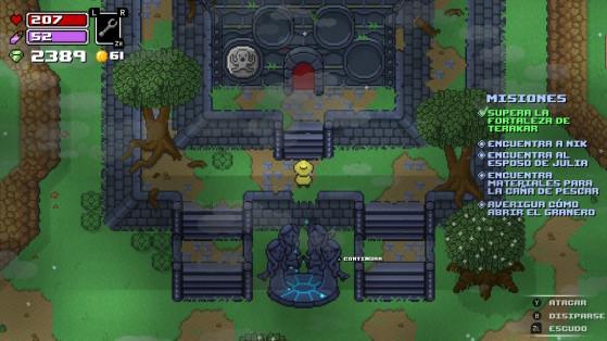 Análisis de Rogue Heroes para Nintendo Switch y PC: una agradable pequeña sorpresa