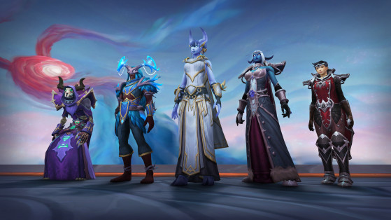 Blizzcon 2021: WoW Shadowlands crecerá con Chains of Domination
