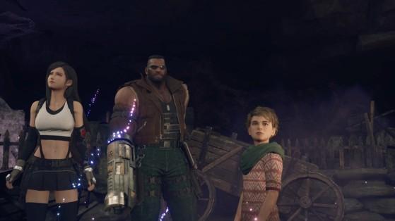 Final Fantasy 7 Remake: Dónde encontrar a los niños perdidos, misión secundaria