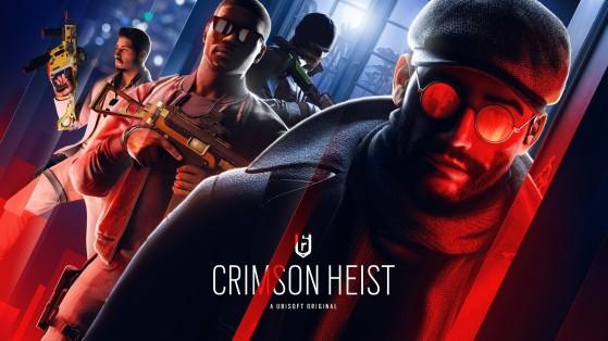 Rainbow Six Siege: Crimson Heist, su nueva temporada al detalle, nuevo agente, pase de batalla y más