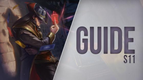 LoL: Guía de Twisted Fate Mid con Runas, Objetos, Counters y Consejos