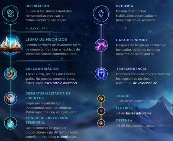 Inspiración + Brujería - League of Legends