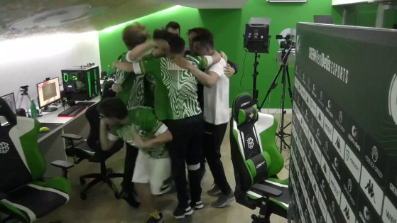 LoL: Cream Real Betis da la mayor sorpresa de la historia de Superliga y estará en la final
