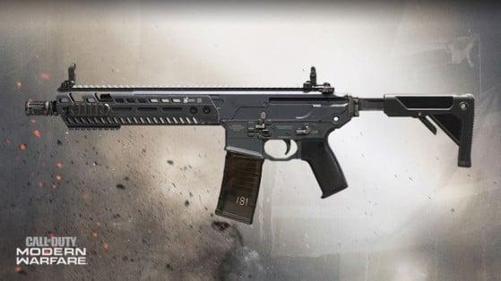 Warzone: ¿Y si el mejor fusil de francotirador fuera un fusil de asalto? La clase más loca de la M13