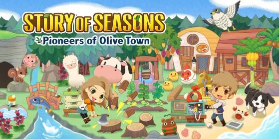 Análisis de Story of Seasons: Pioneers of Olive Town para Nintendo Switch - La granja equivocada