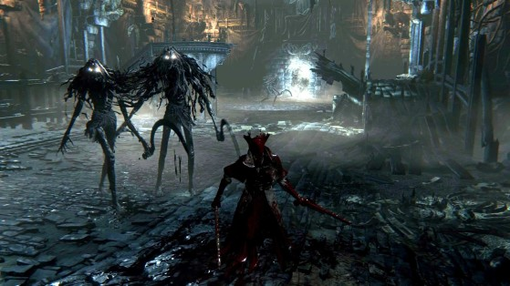 Bloodborne podría moverse a 60FPS en PlayStation 5 gracias a este truco