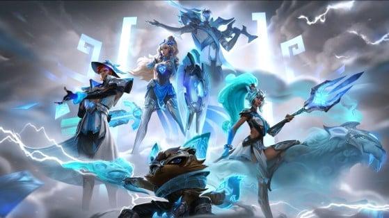 LoL: Las skins de Damwon están basadas en dioses griegos y estas serían las inspiraciones de Riot