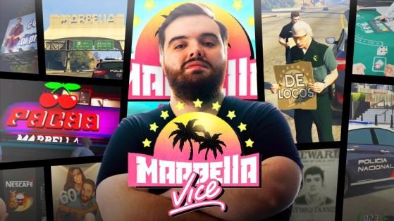 Marbella Vice ya es historia de Twitch: Más de un millón de espectadores en su estreno