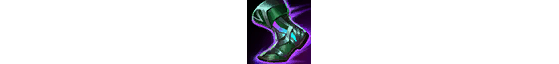 Zapatos de mago - League of Legends