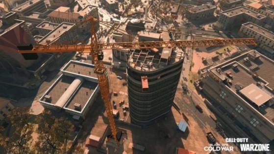 Warzone: Cómo acabar con los camperos del edificio de Downtown de forma sigilosa