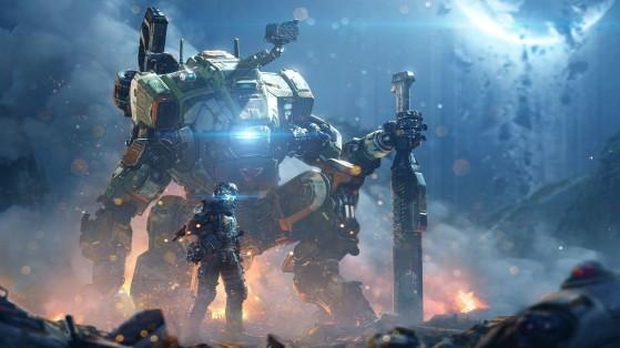 Respawn celebra el repunte de popularidad de Titanfall 2 haciéndolo free to play temporalmente